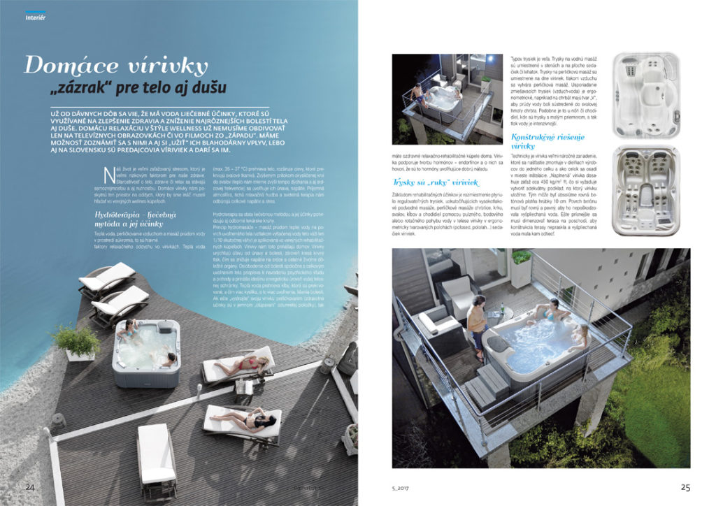 DaB – Dom a byt moderný časopis o stavebníctve a kultúre bývania, novinky a overené postupy, technológie a inovácie v oblasti stavebníctva.