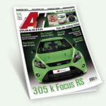 Auto tuning magazín časopis, grafický dizajn, DTP, príprava do tlače