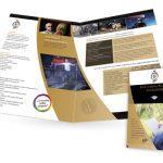 Diamond leták brožúra, grafický dizajn, DTP, príprava do tlače