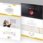 Famooze web, web dizajn, správa webu, koding