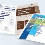 Slovenský jazyk učebnica 2, pre stredné školy, grafický dizajn, DTP, príprava do tlače