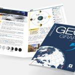 Geografia 5, učebnica pre 2 stupeň ZŠ, grafický dizajn, DTP, príprava do tlače